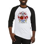 Carvahal Family Crest  Baseball Jersey