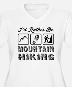 I'd Rather Be Mou T-Shirt