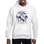 Carreiro Family Crest Hooded Sweatshirt