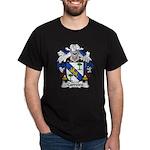 Carreiro Family Crest Dark T-Shirt