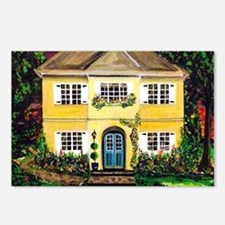 Sarah's Dream House Postcards (Package of 8)