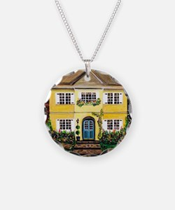 Sarah's Dream House Necklace