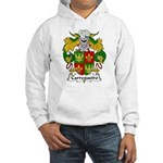 Carregueiro Family Crest Hooded Sweatshirt