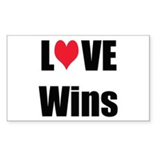 Love Wins Decal