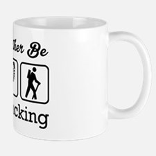 I'd Rather Be Backpacking Mug