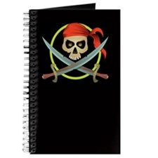 Crossed Swords Pirate Journal