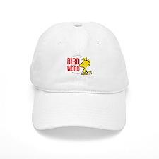 Bird is the Word Baseball Cap