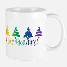 Gay Holiday Mug