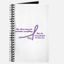 Never Forgets To Love (Mom) Journal