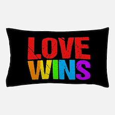 Love Wins Pillow Case