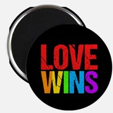 Love Wins Magnet