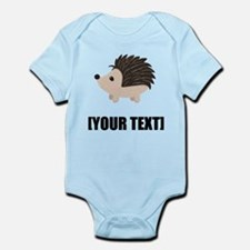 Cartoon Porcupine Personalize It! Body Suit