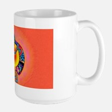 Lizard Kokopelli Sun Large Mug Mugs