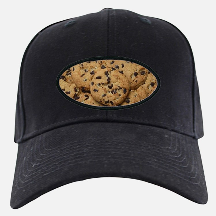 Chocolate Chop Cookie Pattern Baseball Hat