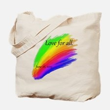 Gay Marriage Tote Bag