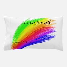 Gay Marriage Pillow Case