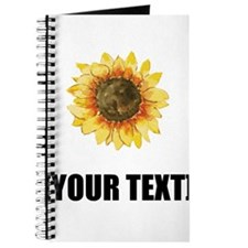 Sunflower Personalize It! Journal