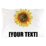 Sunflower Pillow Cases