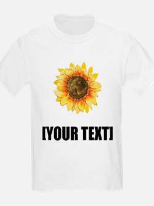 Sunflower Personalize It! T-Shirt