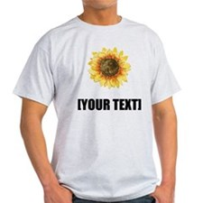 Sunflower Personalize It! T-Shirt