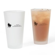 Kate_Black Drinking Glass