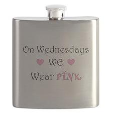 On Wednesdays we wear Pink Flask