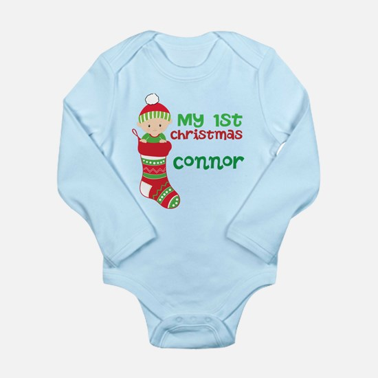 1st Christmas Custom Baby Outfits