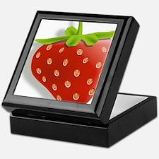 Strawberry Keepsake Box