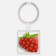 Strawberry Keychains