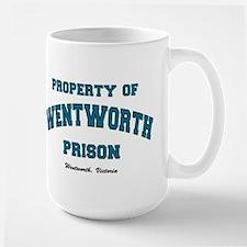 Property of Wentworth Mug