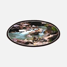 Zion Canyon Stream Patch