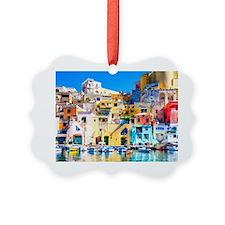 Naples Italy Ornament
