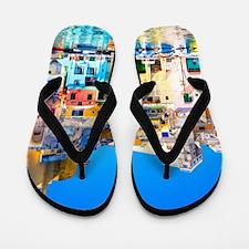 Naples Italy Flip Flops