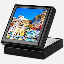 Naples Italy Keepsake Box