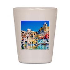 Naples Italy Shot Glass