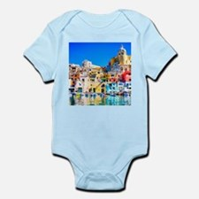 Naples Italy Body Suit