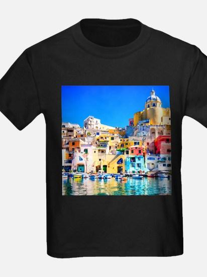 Naples Italy T-Shirt