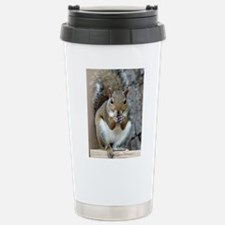 Enjoying a Treat Travel Mug