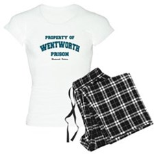 Property of Wentworth pajamas