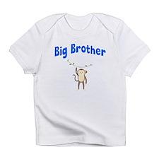 Big Brother Monkey Infant T-Shirt