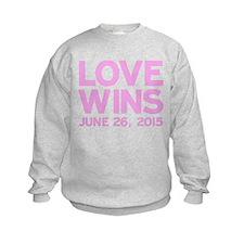 Love Wins Sweatshirt
