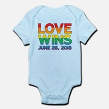 Love Wins Body Suit