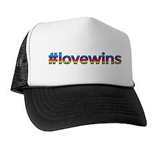 #lovewins Trucker Hat
