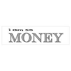 i am so money Poster