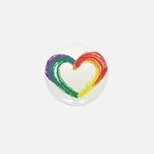 Love Wins Mini Button (10 pack)