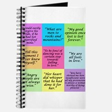 Pride and Prejudice Quotes Journal