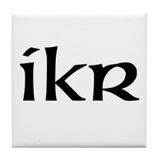 IKR Tile Coaster