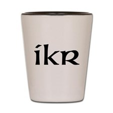 IKR Shot Glass