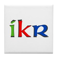 IKR Tile Coaster