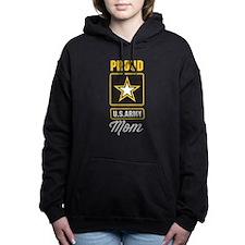 Proud US Army Mom Women's Hooded Sweatshirt